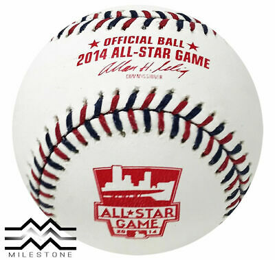 Rawlings 2014 All Star Official MLB Game Baseball Minnesota Twins Boxed