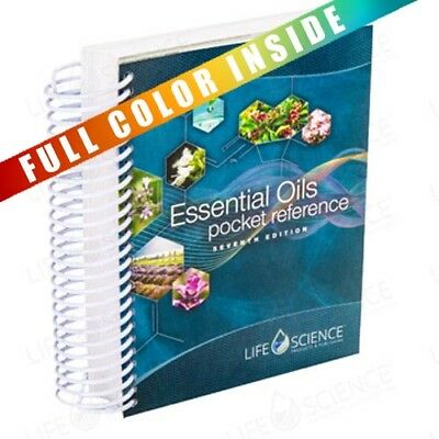 Full-Color 7th Edition Essential Oils Pocket Reference