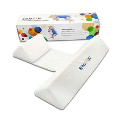 Baby Sleep pillow Infant Support Wedge Adjustable 0-6 months-