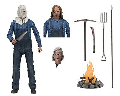 Friday the 13th - 7 Scale Action Figure - Ultimate Part 2 Jason Voorhees - NECA