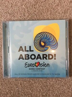 All Aboard - Eurovision - 2018 - See Description