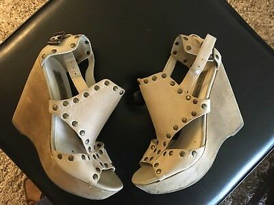 Steve Madden Tarin Tan leather Size 7 GUC