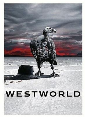 Westworld The Complete Season 2 DVD New FREE SHIPPING - US SELLER