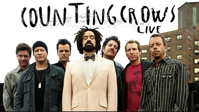 8 Lawn Tickets- Counting Crows with LIVE August 8  Jiffy Lube Live Bristow VA