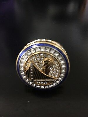 Golden State Warriors Championship Ring 2018  NBA Replica