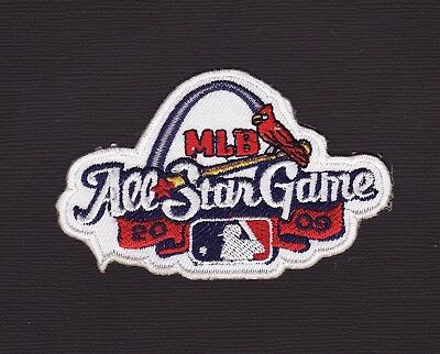 2009 All Star Baseball Game 3 12 Embroidered Iron On Patch New