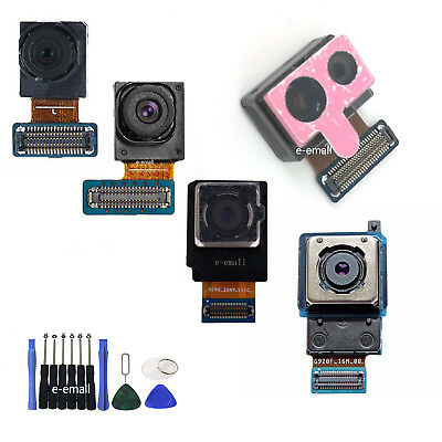 OEM Back Camera - Front Camera Flex For Samsung Galaxy S6 S7 S8 S9 Edge Plus -