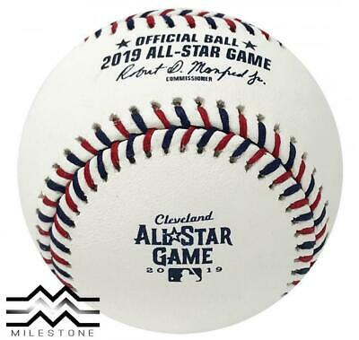 Rawlings 2019 All Star Official MLB Game Baseball Cleveland Indians - Boxed