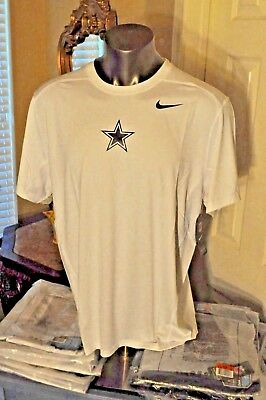 Dallas Cowboys star NFL Nike Hypercool Fitted Shirt Multi Colors - Sizes NWT