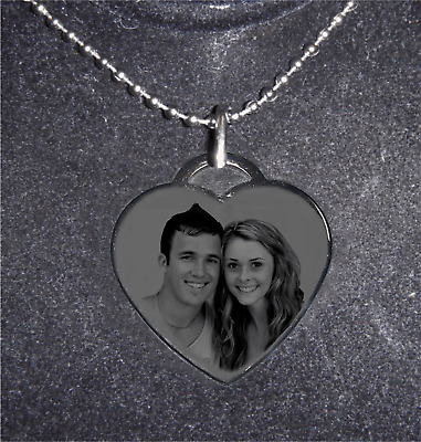 Mothers Day  Personalized Gift -  One Heart Necklace  - SHIP NEXT DAY