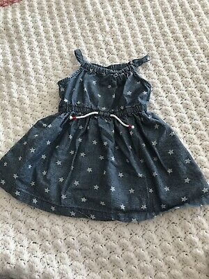 Fourth Of July Baby Dress carters