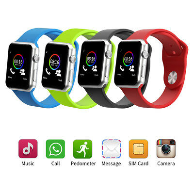 Children Kids Adult Man Womans Smart Watch Bluetooth GSM Phone For IOS Android