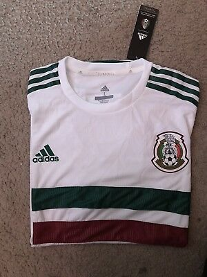 Mexico Away Soccer Jersey 2018 World Cup