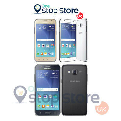 Samsung Galaxy J5 J500 16GB Black White Gold Unlock Android Smart Phone