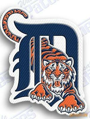DETROIT TIGERS  iron on embroidered embroidery patch baseball  logo mlb
