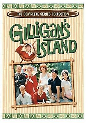 Gilligans Island Complete Series 1-3 Seasons 1 2 3 DVD 17-Disc Box Set New
