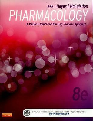 TEST BANK Pharmacology A Patient-Centered Nursing Process Approach Kee Hayes 8e