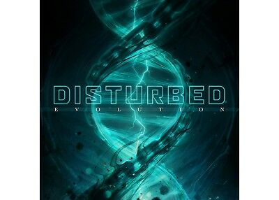 Disturbed - Evolution - New CD Album
