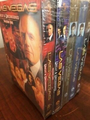 LAS VEGAS THE COMPLETE SERIES 18 DVD Set Seasons 1-5