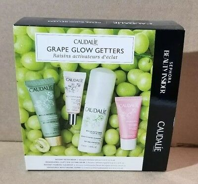 CAUDALIE❤Grape Glow Getters❤Sephora Gift Set❤NEW