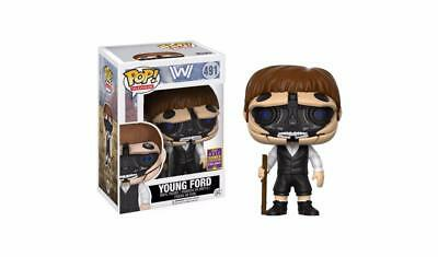 Funko Pop Westworld Young Ford 491 SDCC 2017 Exclusive
