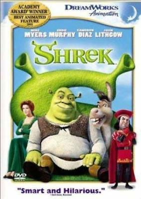 Shrek Two-Disc Special Edition