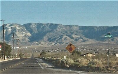 FIVE ACRES - LUCERNE VALLEY - SOUTHERN CALIFORNIA