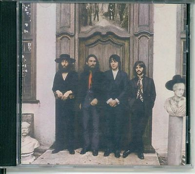 The Beatles Hey Jude Album on CD