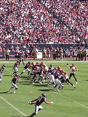 2 Houston Texans vs Tennessee Titan tickets lower level with yellow parking pass