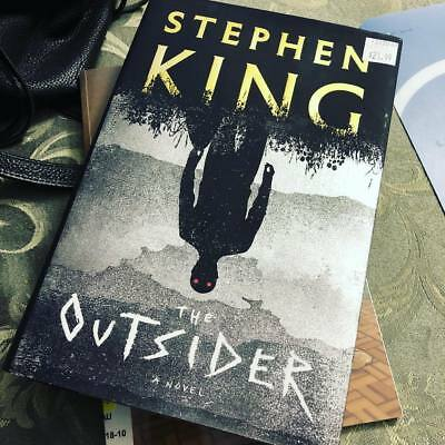 The Outsider A Novel Hardcover by Stephen King 2018