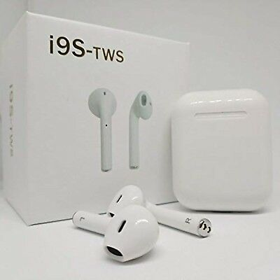 Bluetooth Earbuds Wireless Airpods w Charging Case TWS