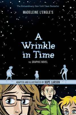 A Wrinkle in Time The Graphic Novel by LEngle Madeleine