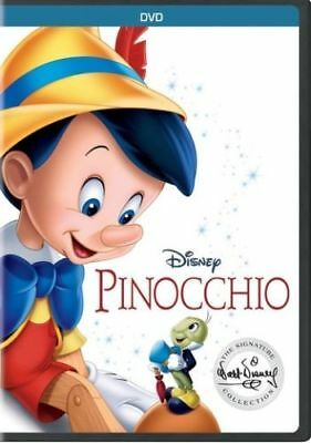 Pinocchio The Signature collection DVD New