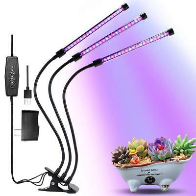 Grow Light Lights for Indoor Plants Moer Sky 27W 54 LED Bulbs Timming Plant Lamp