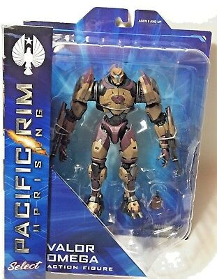 Diamond Select PACIFIC RIM UPRISING VALOR OMEGA 8in Figure Series 3 IN STOCK