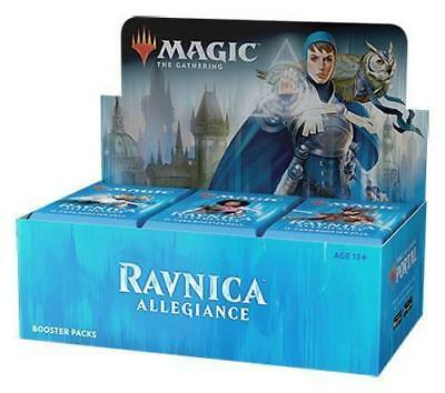 Magic MTG Ravnica ALLEGIANCE Factory Sealed Booster Box - 36 Booster packs