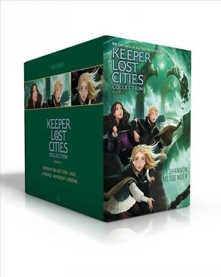 Keeper of the Lost Cities Collection  Keeper of the Lost Cities  Exile  Ev-