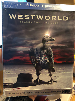 Westworld Season Two Blu-ray Brand NEW with Digital