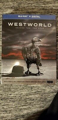 Westworld Complete Second Season New Blu-rayDigital
