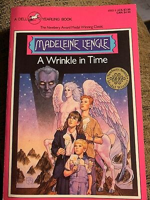 Time Quartet A Wrinkle in Time by Madeleine LEngle 1998 Paperback