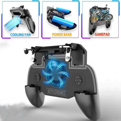 Mobile Gaming ControllerTrigger for PUBGFortniteRules of Survival Gaming Grip