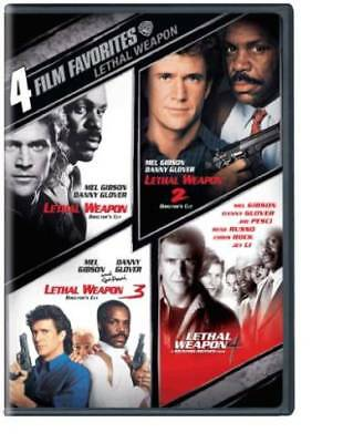 4 Film Favorites Lethal Weapon