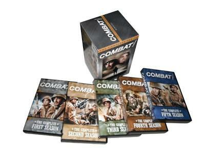 Combat - The Complete Series DVD 2013 40-Disc Set