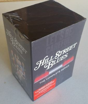 Hill Street Blues The Complete Series1-7 DVD BOX SET