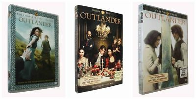 Outlander Season Series 1-3 DVD Set 1 2 3