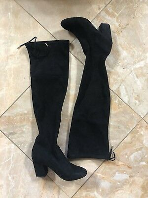 Steve Madden Over The Knee Boots Size 7-5