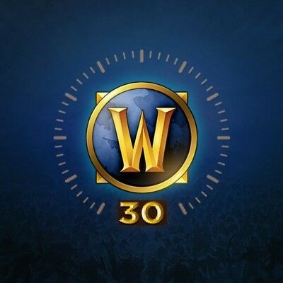 World of Warcraft - 30 Days Game Time 1 Month - WoW - Region US  AMERICAS