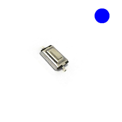 20X SMD TACTILE PUSHBUTTON KEY SWITCH MOMENTARY TACT 2 PINS 3X6X2 5MM TOP