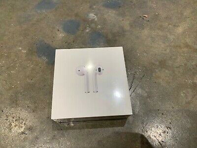 New Apple AirPods In-Ear Bluetooth Headsets AirPod Air Pods Pod Case MMEF2AMA