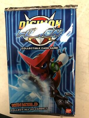 Divining Fusion New World Booster Pack LOT Of 16 Packs For Card Game TCG CCG